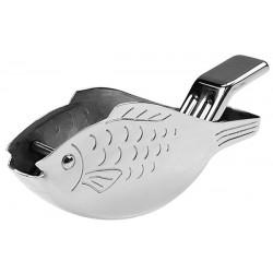 Zitronenschnitzpresse Fisch