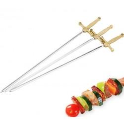 Grillspiess Schwert 3er Set