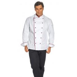R-12/6640 Kochjacke für Sie...