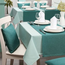 Tischwäsche mit eleganter...