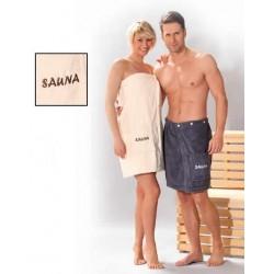 Saunakilt Wellness Herren -...